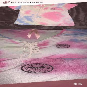 I just added this listing on Poshmark: Pacsun I want to believe tie dye tee.