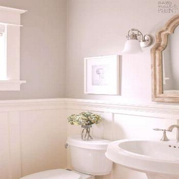 My Home Paint Colors: Warm Neutrals and Calming Blues - Saw Nail and Paint My Home Paint Colors: Wa