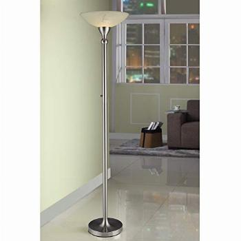 Unknown1 71-inch Compact Fluorescent Floor Lamp with