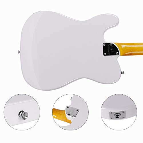 39 Inch Full Electric Guitar Beginner Start Fashion Painted