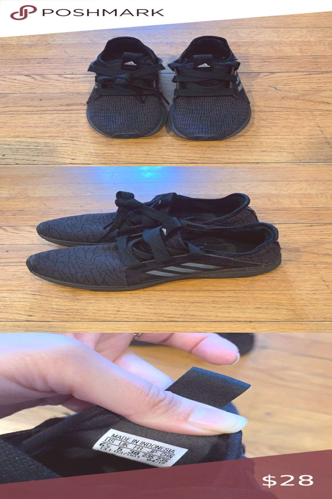 Adidas Edge Lux!! Adidas Edge Lux!! Worn a handful of times. Size 6.5.  adidas Shoes