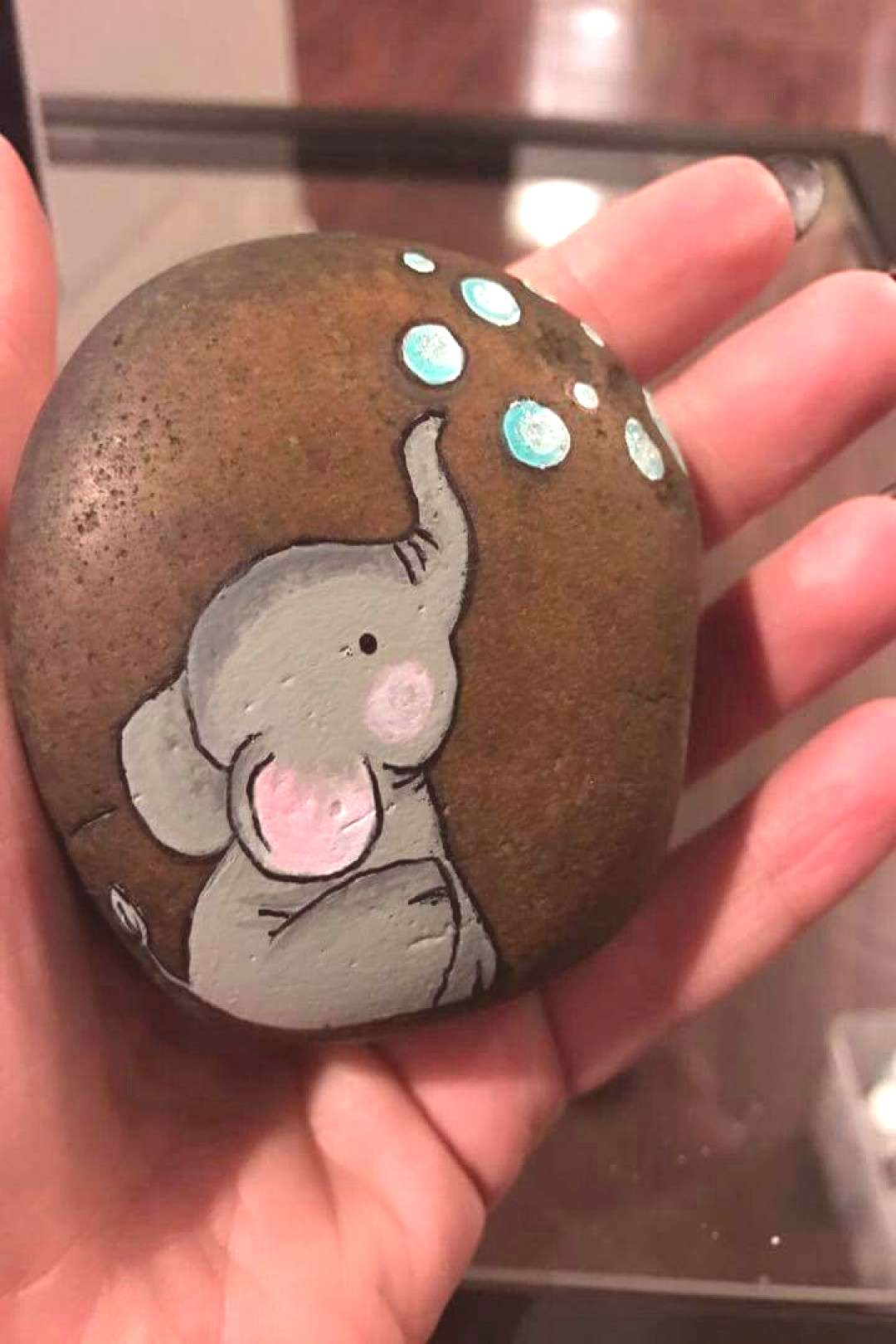 Easy Paint Rock For Try at Home (Stone Art amp Rock Painting Ideas, Easy Paint Rock For Try at Home