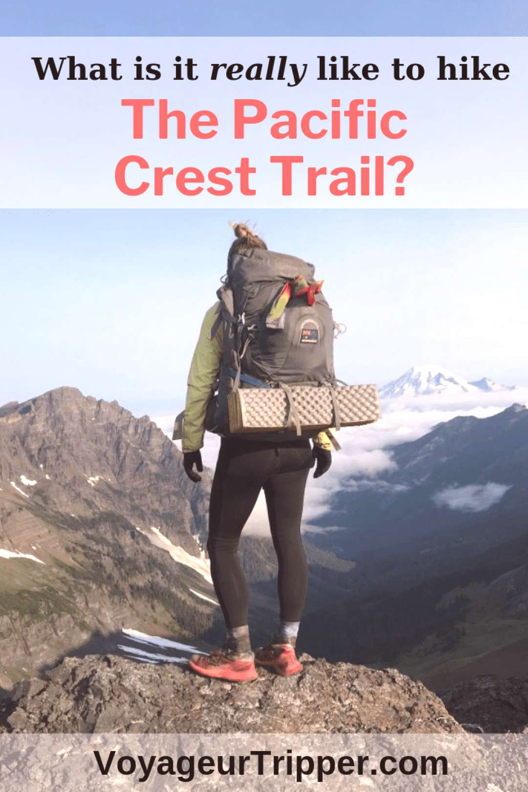 Expert Interview What is it really like to hike the Pacific Crest Trail? - Voyageur Tripper
