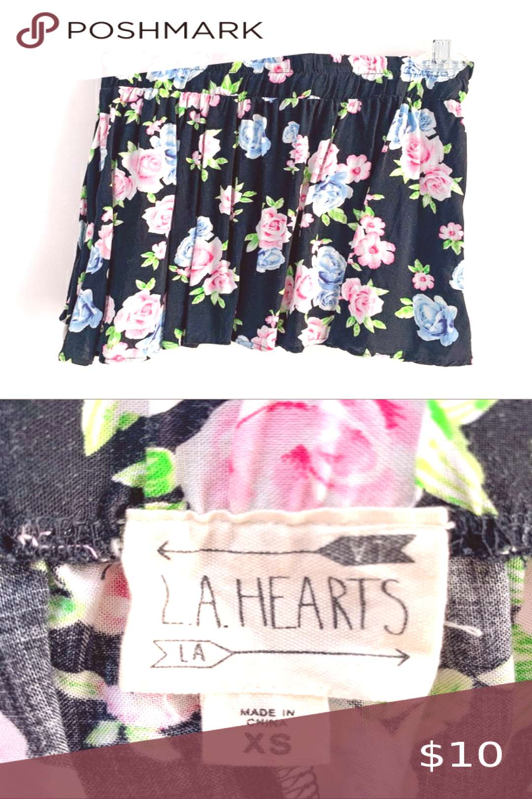 I just added this listing on Poshmark LA Hearts/Pacsun skirt. amp Skirts