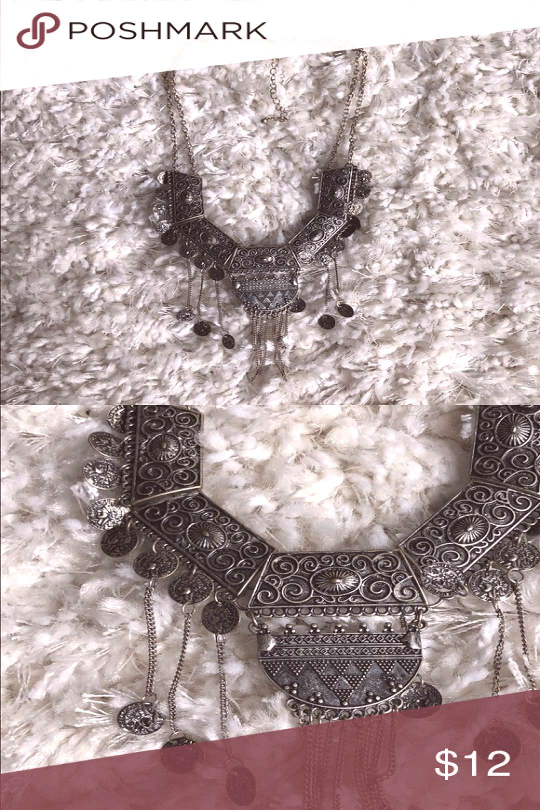 I just added this listing on Poshmark PacSun boho coin necklace.