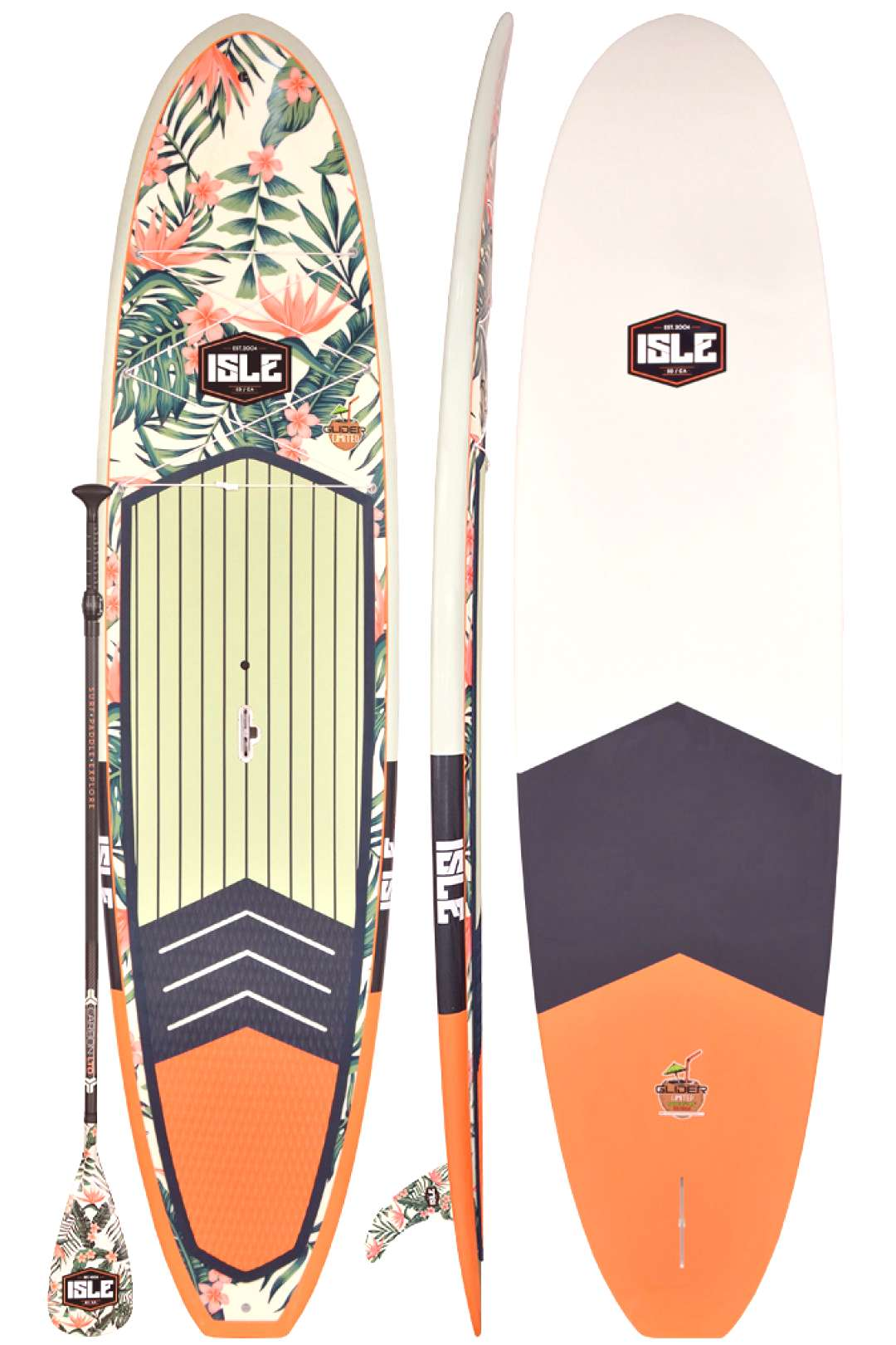 ISLE Limited Edition Glider All Water Paddle Board Package   ISLE Surf amp SUP