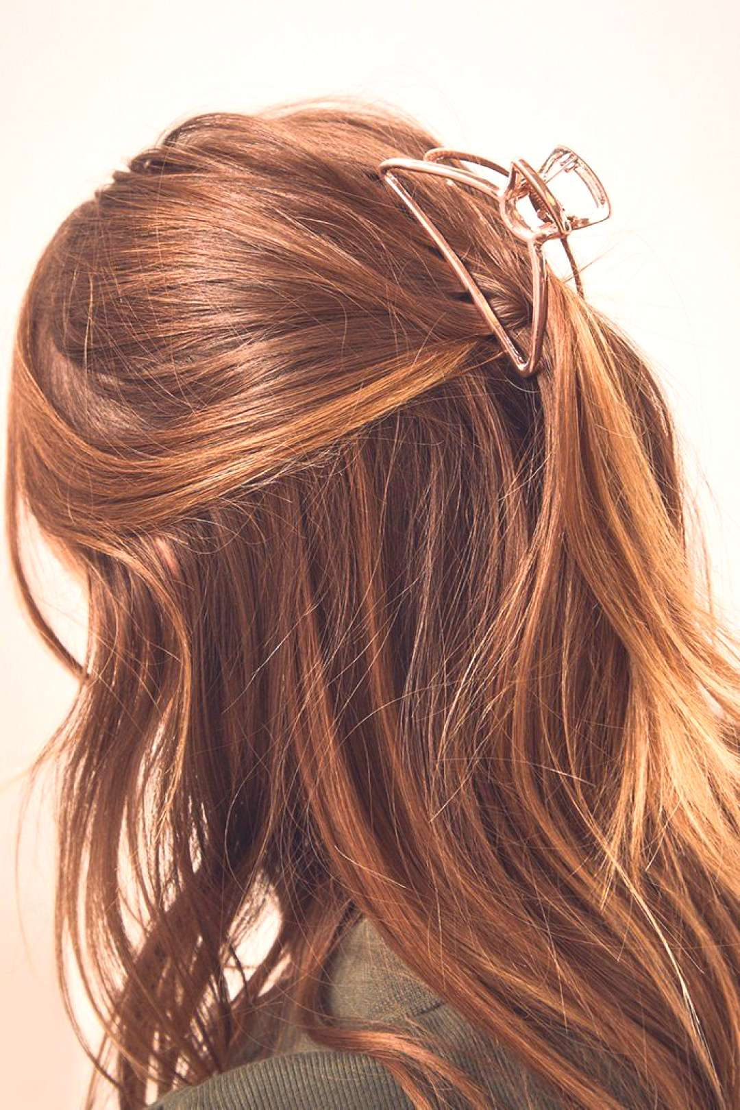 LA Hearts Metal Claw Hair Clip   PacSun - BACK TO SCHOOL HAIRSTYLES