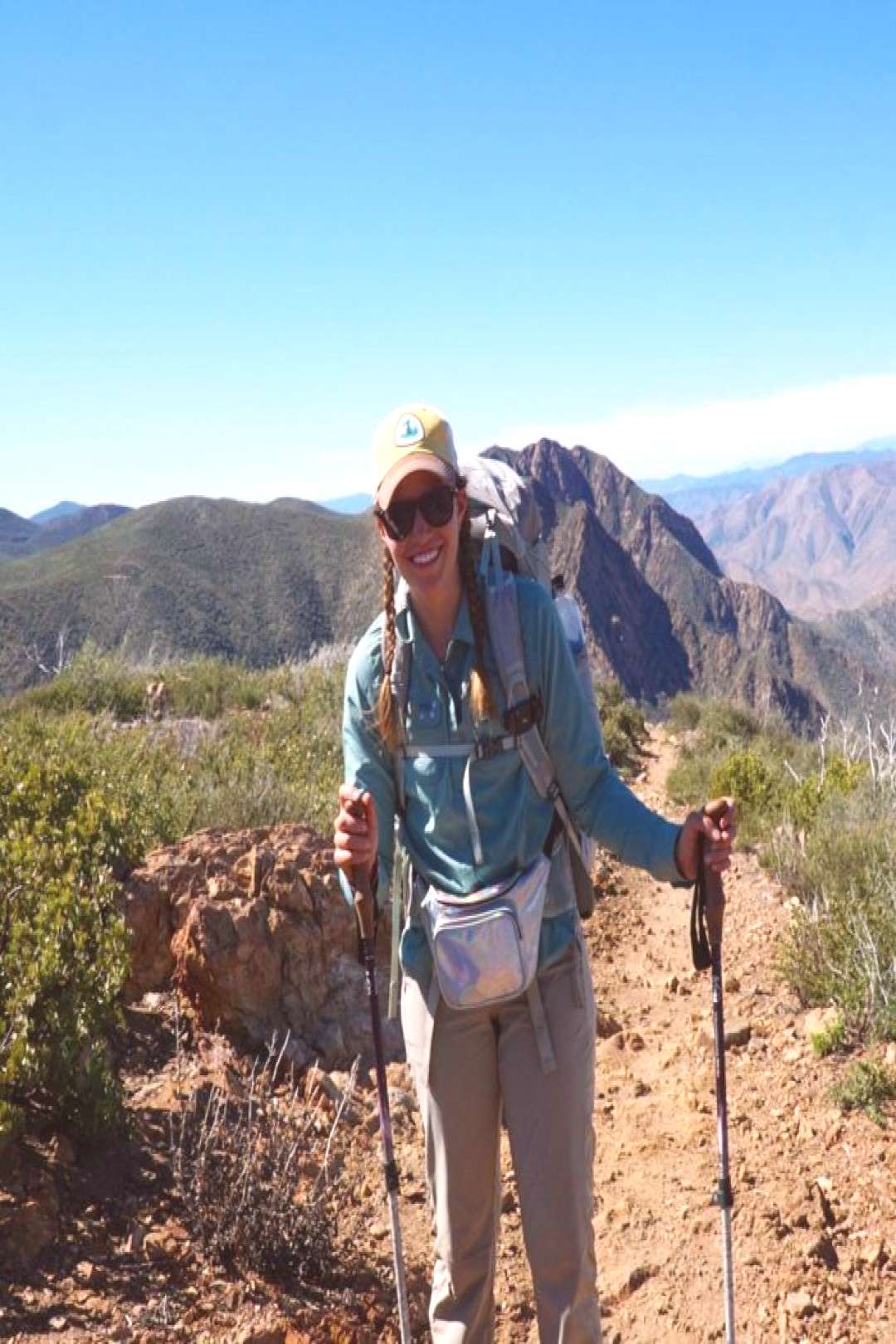My Appalachian Trail vs. Pacific Crest Trail Gear Lists The Things I Didnt Carry - The Trek