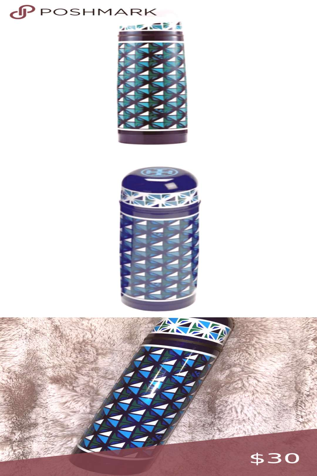 Never Used Tory Burch Thermos/Water Bottle Never Used Tory Burch Thermos/Water Bottle, great condit