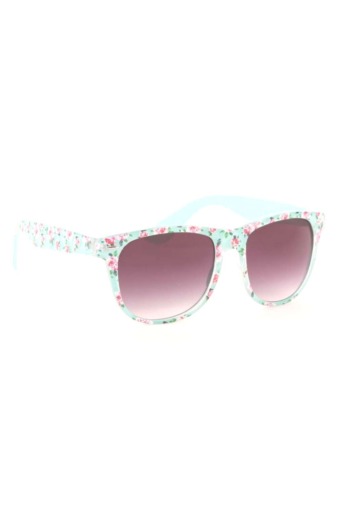 Ray Ban 80% OFF!gtgt With Love From CA Mint Floral Sunglasses