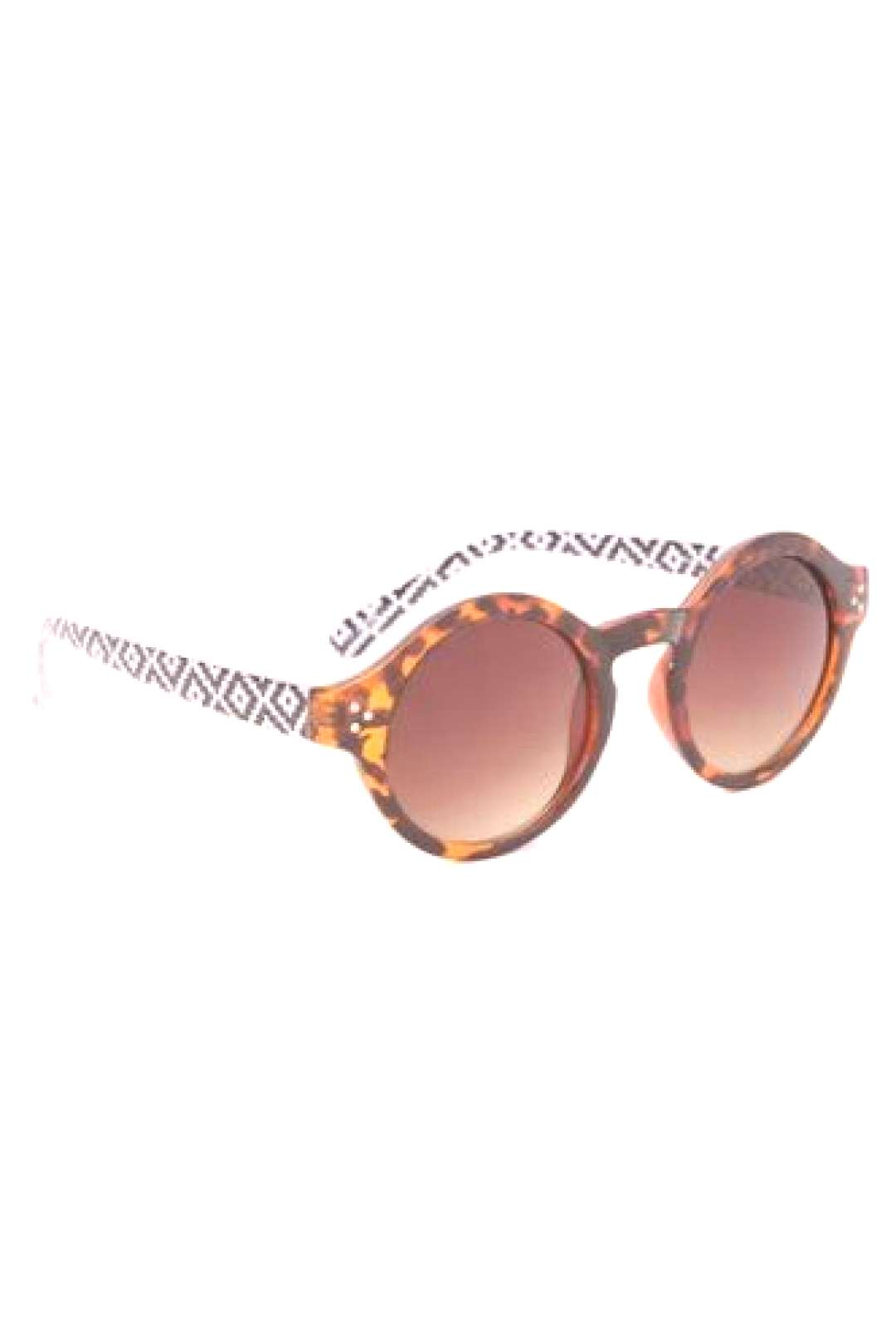 Ray Ban 80% OFF!gtgt With Love From CA Tortoise Round Sunglasses