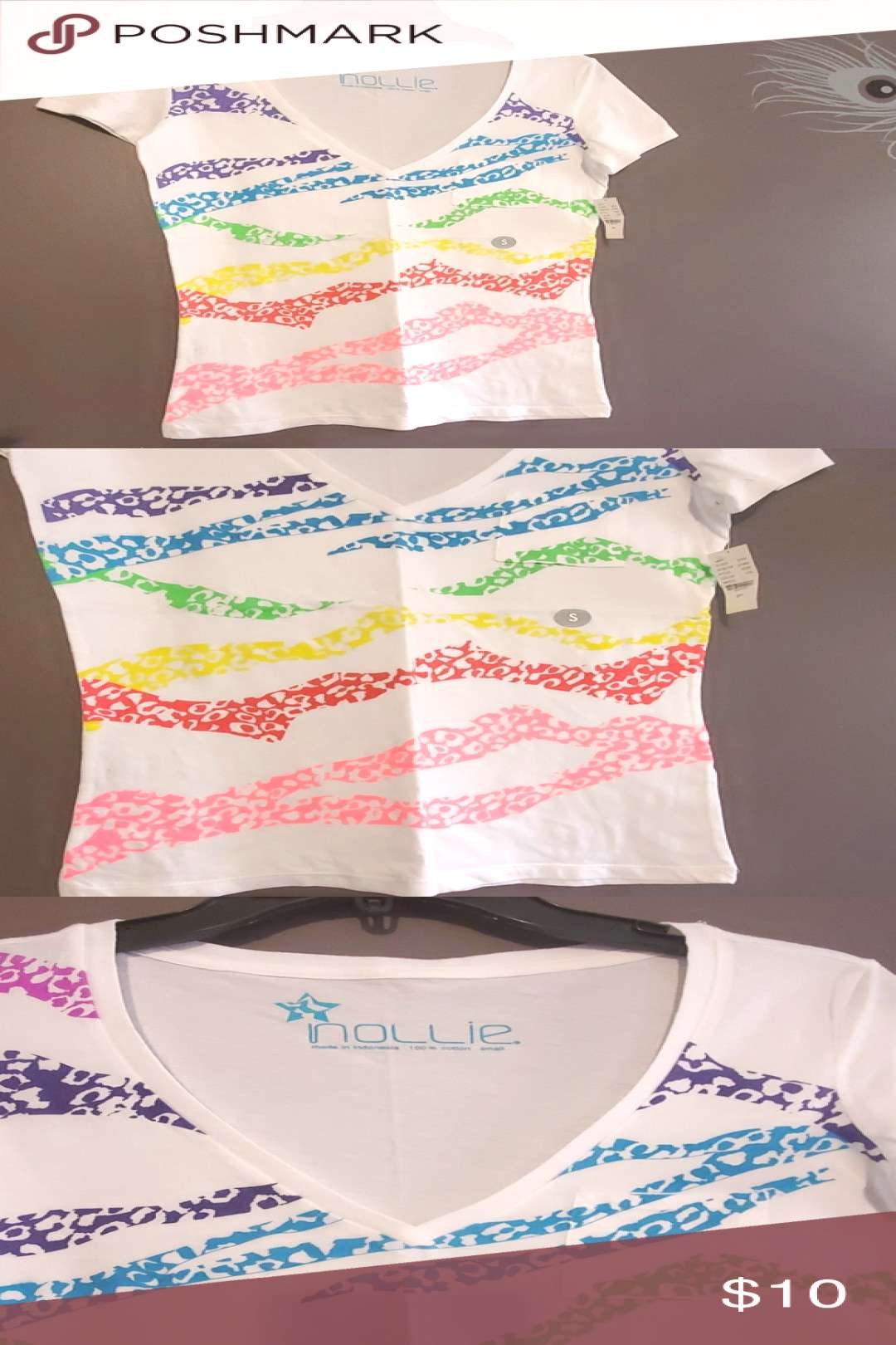 Spotted while shopping on Poshmark Pacsun - Nollie T-Shirt. Sz. S. NWT.!