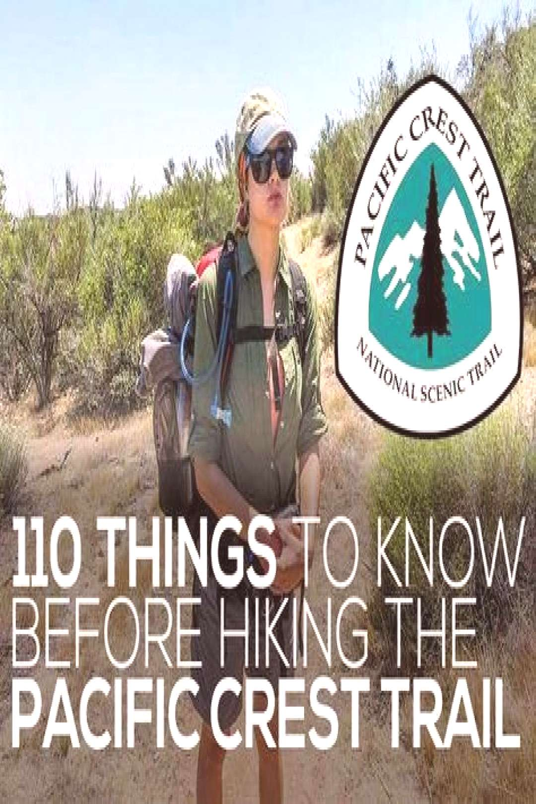 There are plenty of things to know before hiking the Pacific Crest Trail, but no matter how much PC
