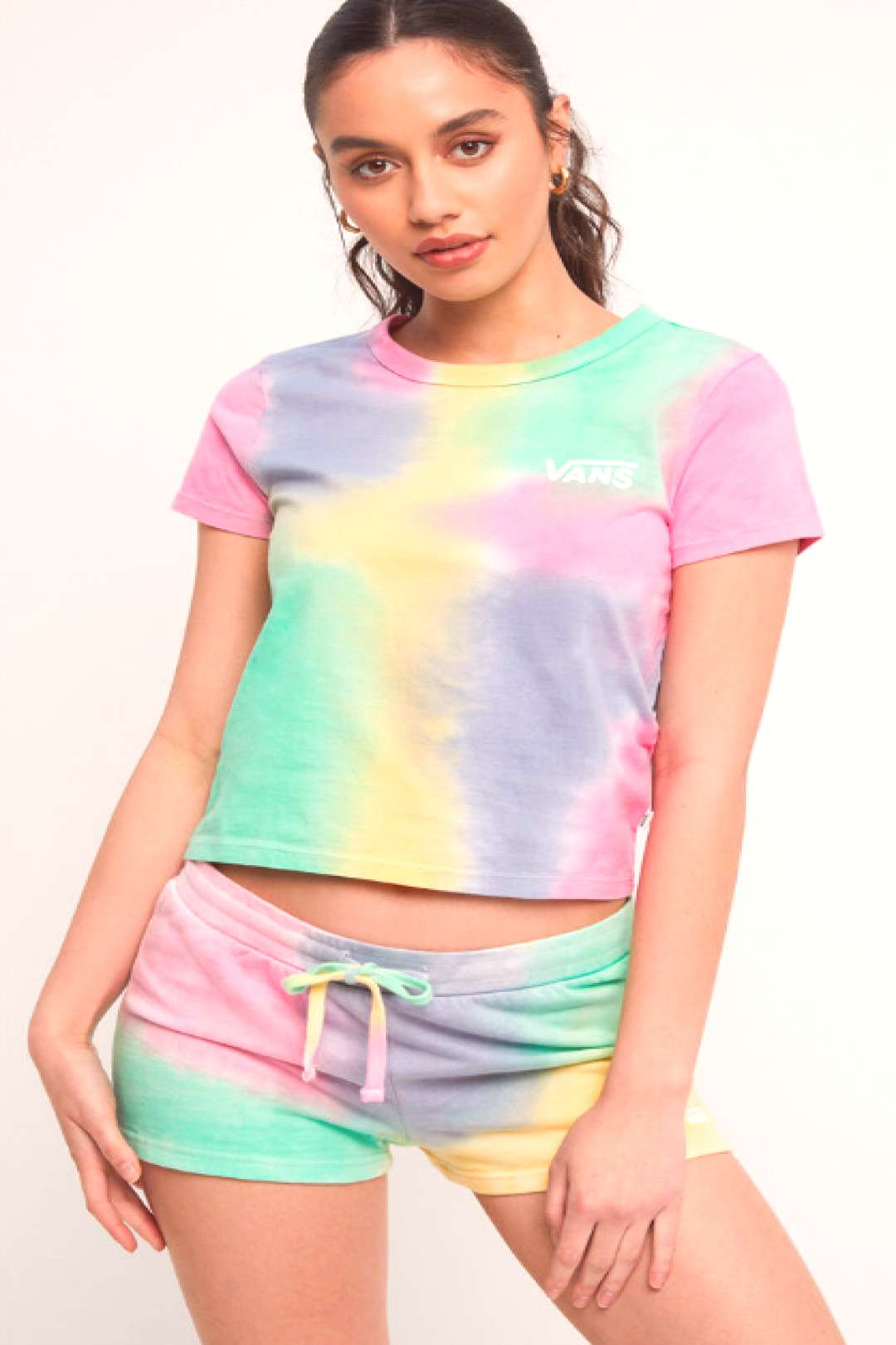 Vans Aura Baby T-Shirt Vans Aura Baby T-Shirt - Update your skate style with the Aura Baby T-Shirt