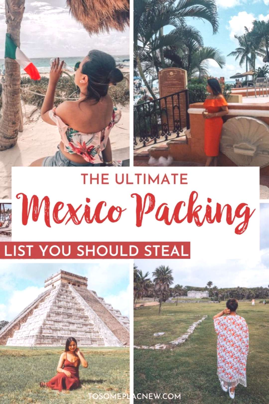 What to wear in Mexico Packing List Mexico vacation outfits with Carry on | Mexico packing list out