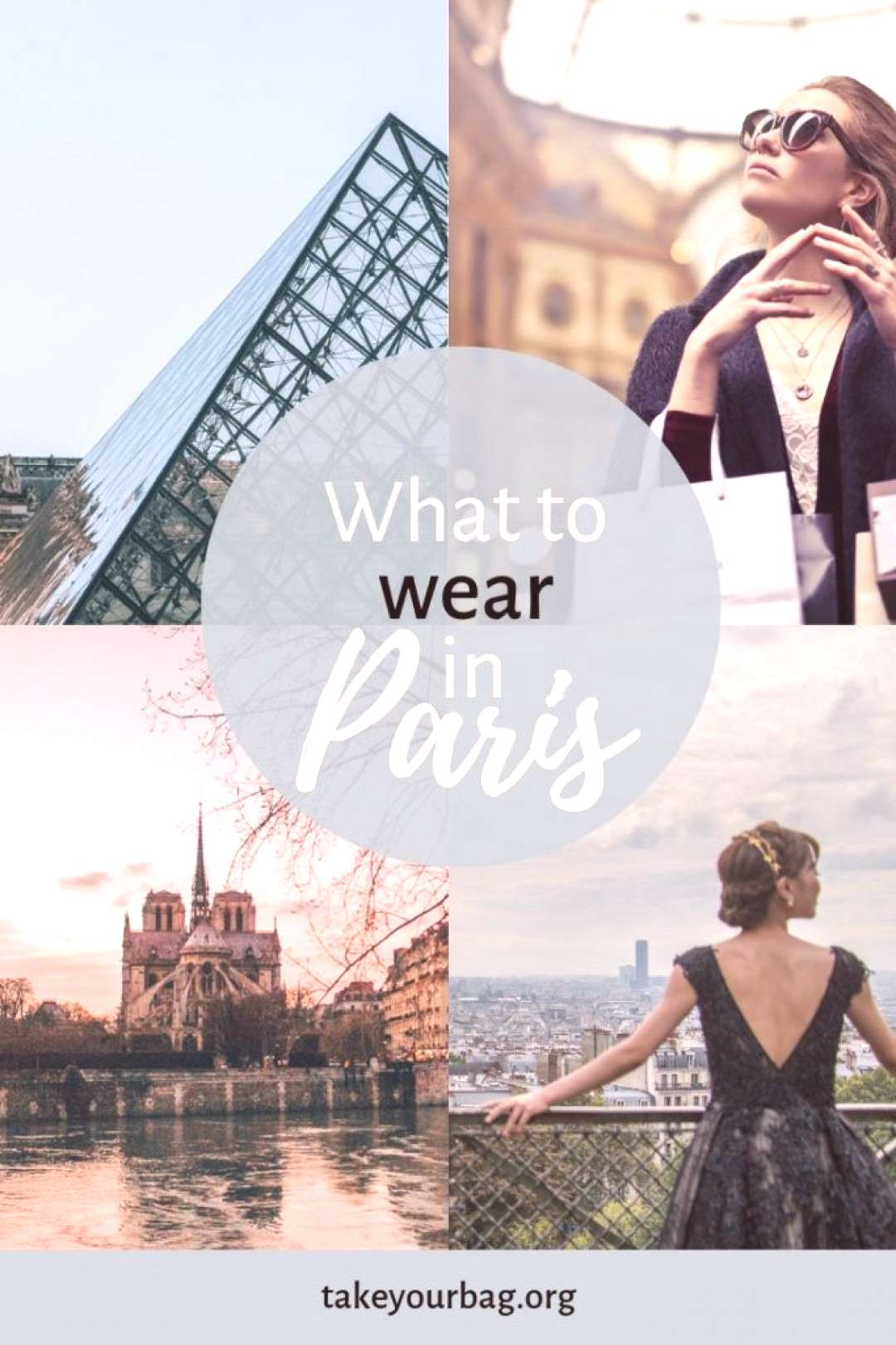 What to wear in Paris in every season   What to wear in Paris in winter   What to wear in Paris in