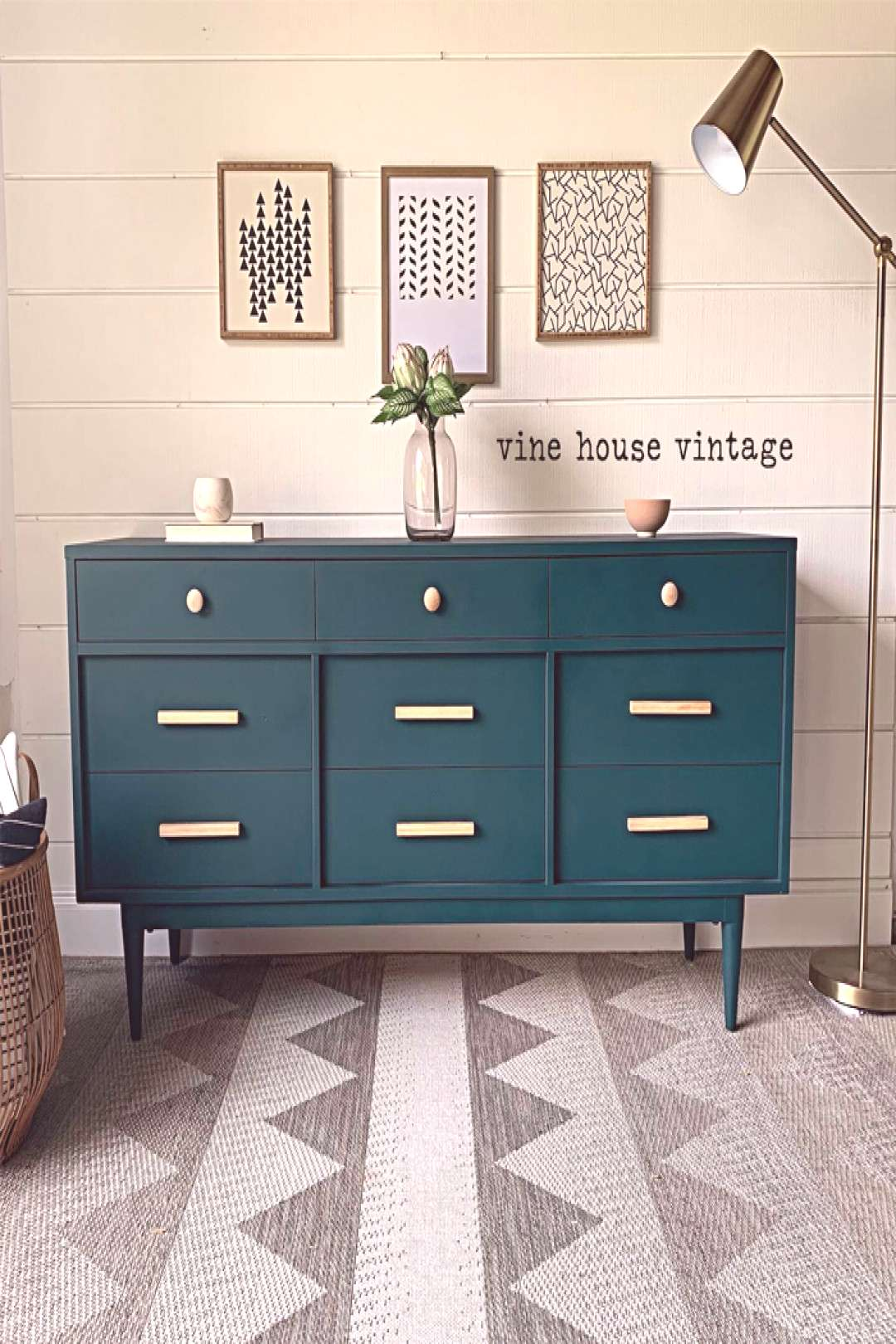 Why I Dont Use Chalk Paint (and what I use instead)   All Things Thrifty